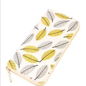 Handbags - Feather Wallet